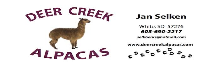 Deer Creek Alpacas