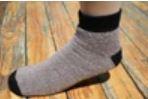 Choice Alpaca Slipper Booties